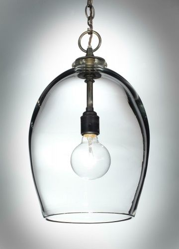 Small Clear Lantern by Rose Uniacke