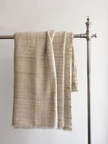 'Harare' Blanket by Rose Uniacke