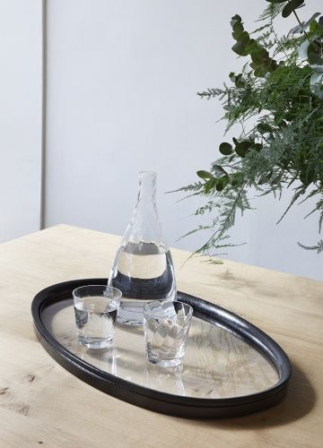 Framed Tray by Rose Uniacke