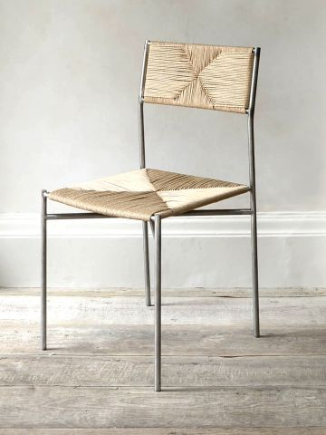 Simple Dining Chair by Rose Uniacke