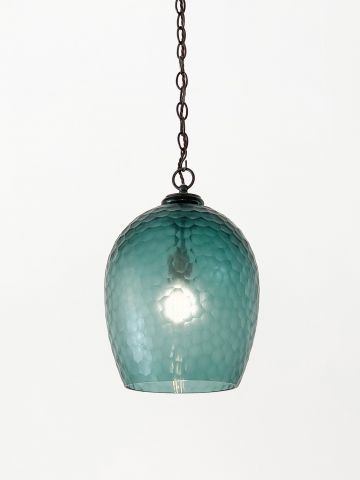 Honeycomb Glass Lantern by Rose Uniacke