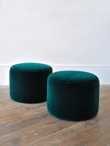 Large Ottoman by Rose Uniacke