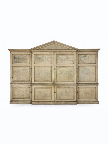 Large 18th Century 'Kitchen' Cabinet