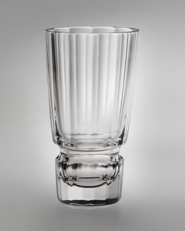 Leaded Highball Crystal Tumbler