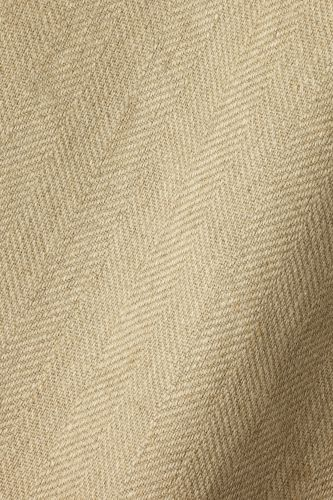 Mid Weight Linen in Biscuit