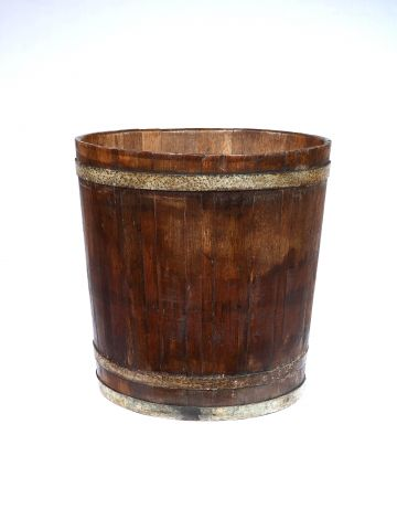 Large 18th Century Welsh Dairy Bucket