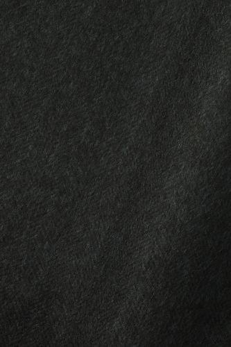 Wool in Herringbone Black/Blue