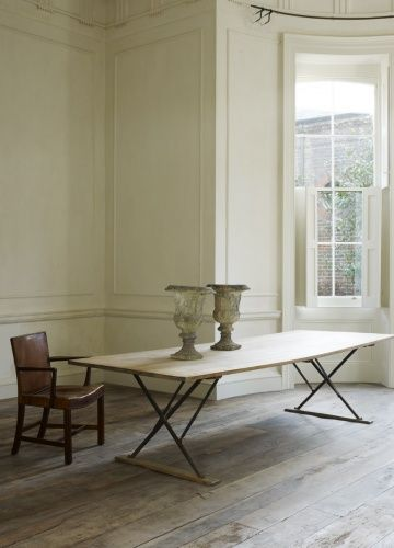 Drapers Table by Rose Uniacke