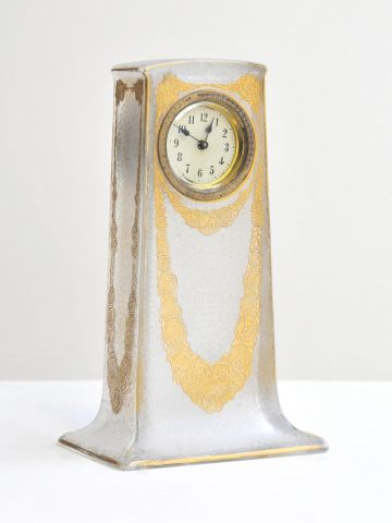 Montjoye Saint Denis Mantle Clock