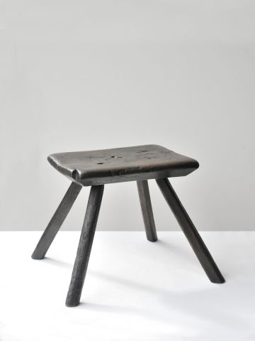 Bronze Stool by Rose Uniacke
