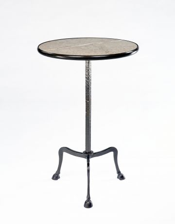 Limited Edition Hoof Table in Swaledale marble