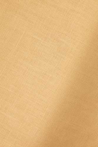 Light Weight Linen in Clotted Cream