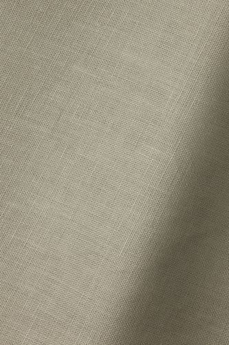 Light Weight Linen in Pebble