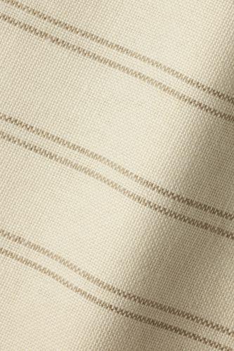 Heavy Weight Linen in Stripe III