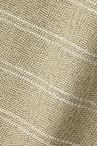 Heavy Weight Linen in Stripe II