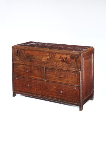 Rare Early Chest by Lorimer