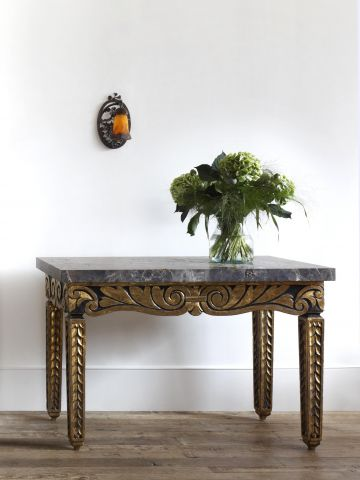 Pair of Spanish Baroque Centre Tables