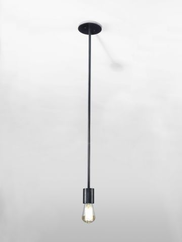 Single Ceiling Mounted Pendant (Type A) by Seth Stein