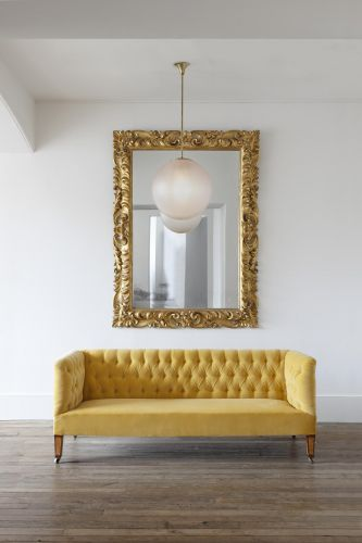 Chesterfield Sofa by Owen Jones