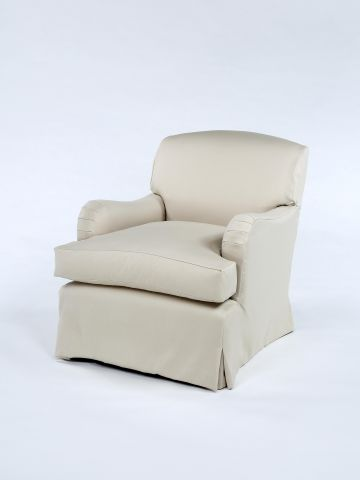 'Mother' Armchair with Loose-Cover