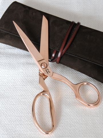 Classic Draper's Scissors by Rose Uniacke