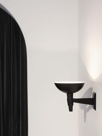 Cast Wall Light by Rose Uniacke