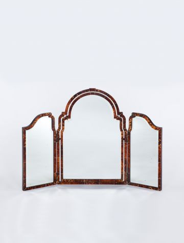 Art Deco Tortoiseshell Dressing Table Mirror