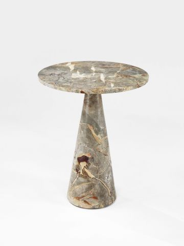 French Sarrancolin Side Table by Rose Uniacke