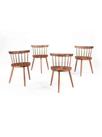 Set of Four Mira Chairs