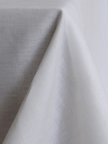 Rectangular Tablecloth in 'Frost' Linen