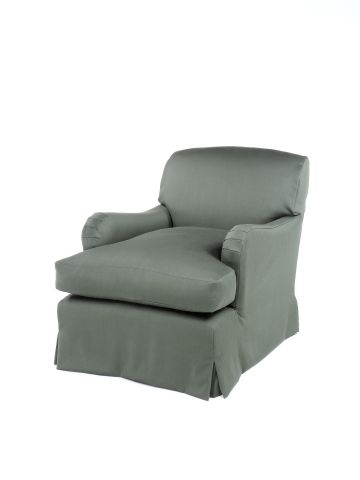 'Father' Armchair with Loose-Cover
