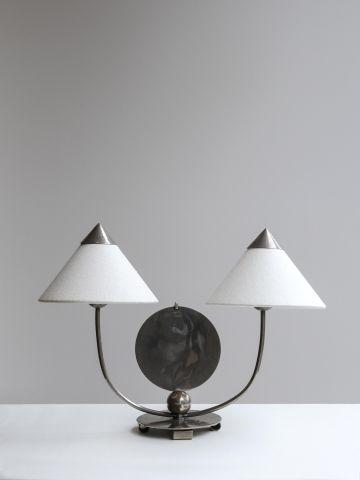 Rare Modernist Desk Lamp by Marc Errol