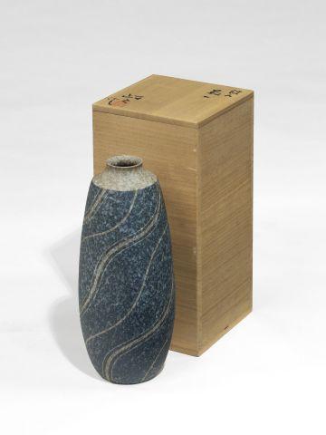Tall Ceramic Vase by Imai Masayuki