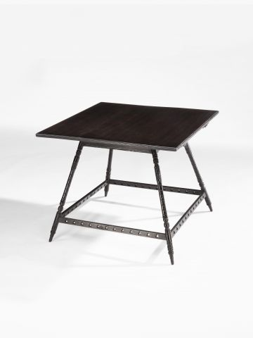 Aesthetic Movement Ebonised Occasional Table
