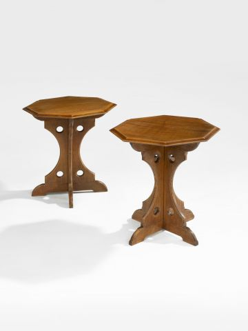 Pair of 'Granville' Occasional Tables