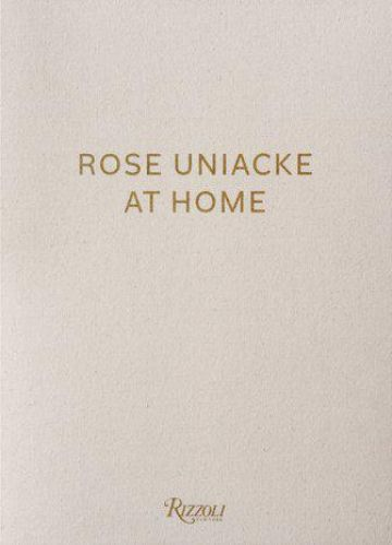 Rose Uniacke at Home - Hardback