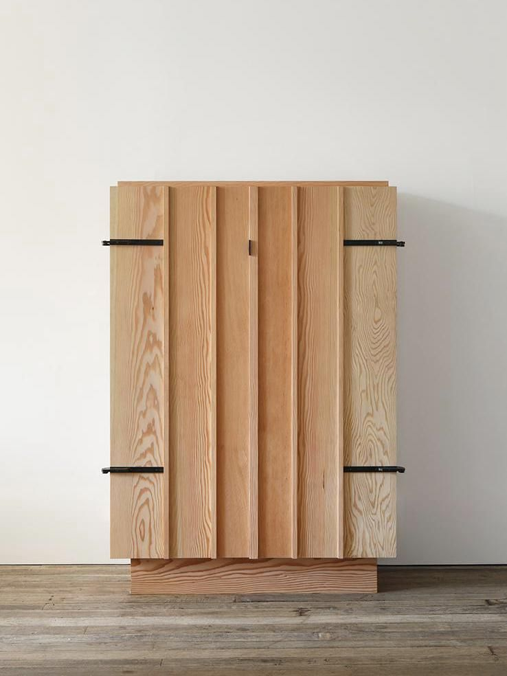 Douglas Fir Cabinet by Rose Uniacke_0