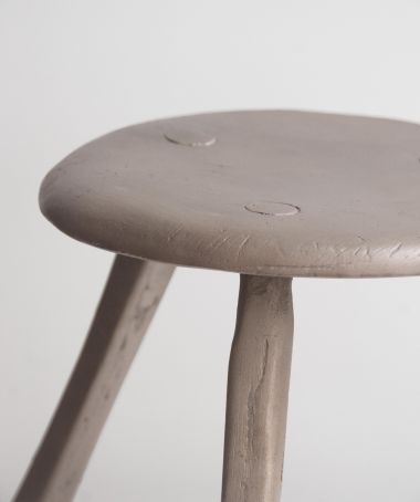 Bronze Stool II by Rose Uniacke_3