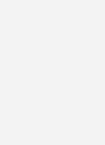 Original 1960's Murano Bucket Vase with Blue Spiral.