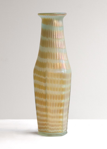 Art Nouveau Loetz Phanomen Vase_0