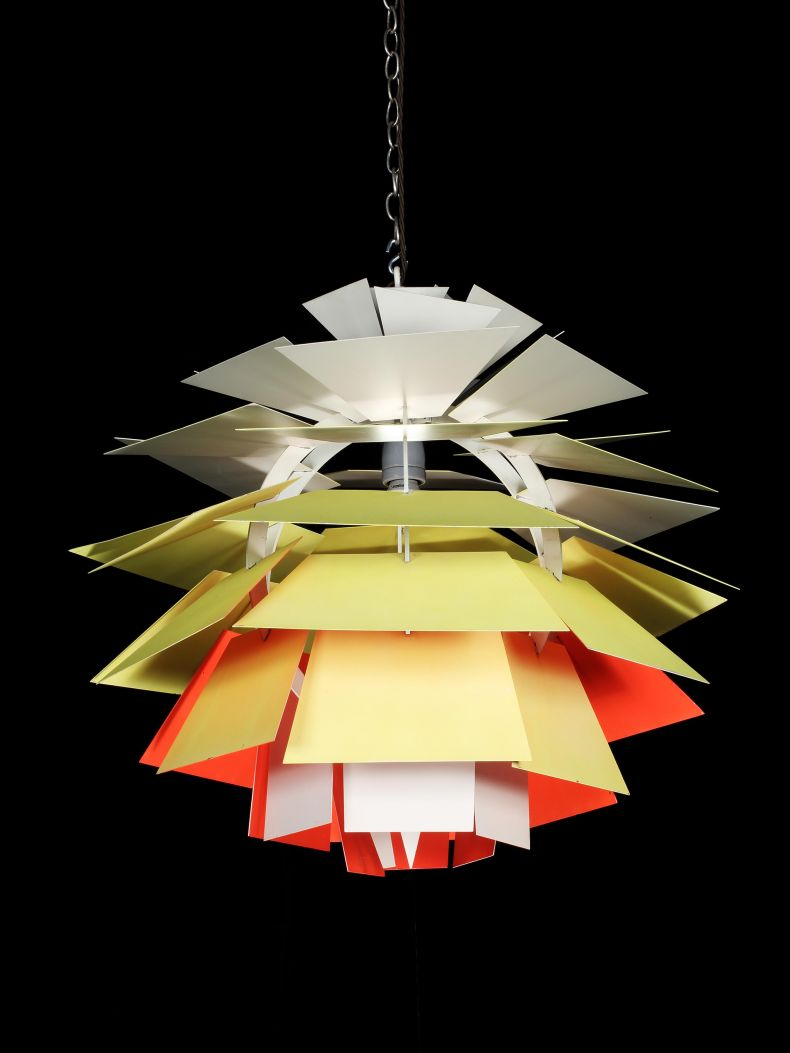 Very Rare 'Light of The Future' by Poul Henningsen_0