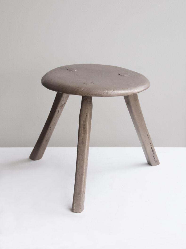 Bronze Stool II by Rose Uniacke_0