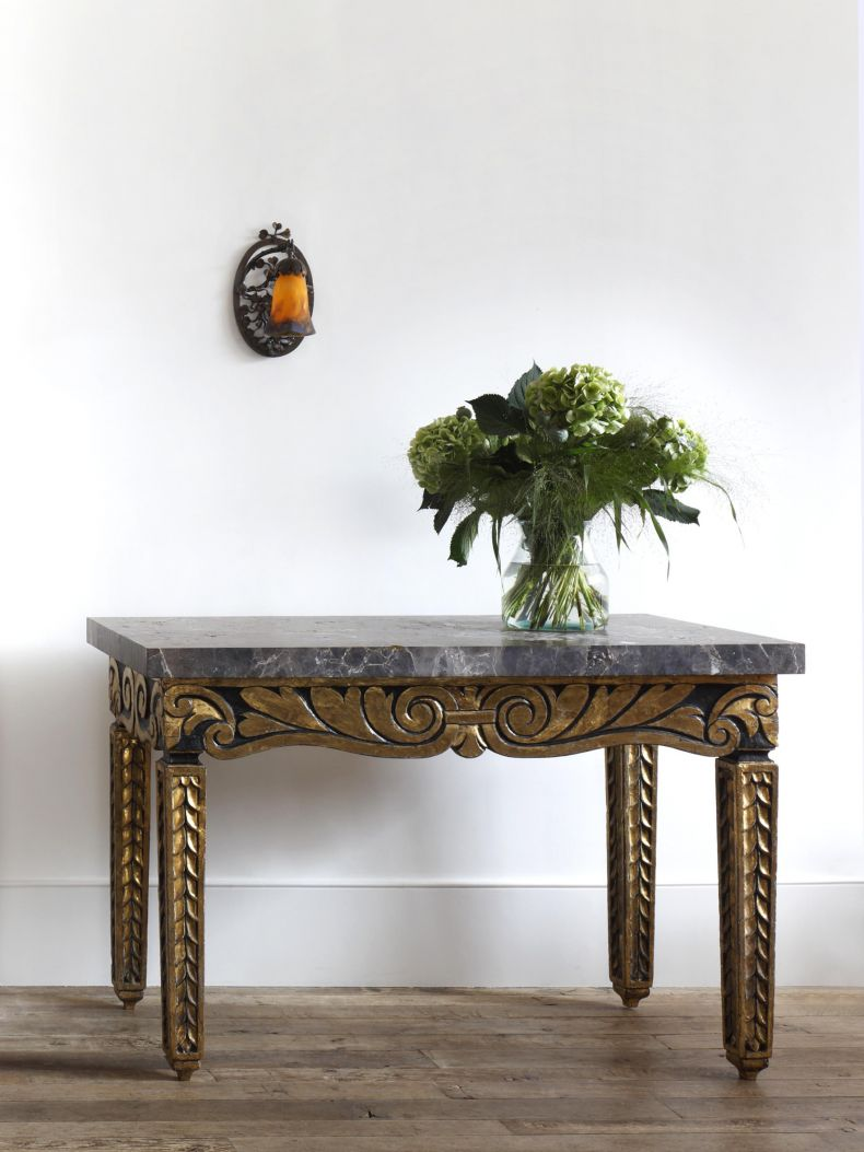 Pair of Spanish Baroque Centre Tables_0