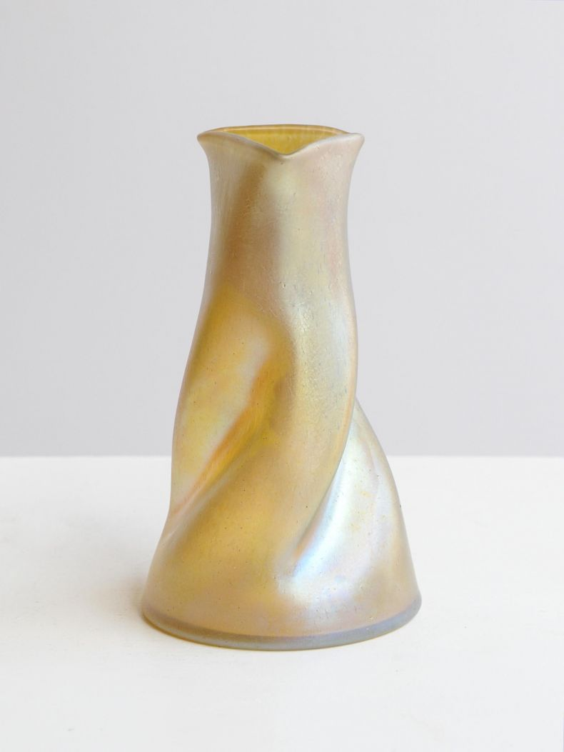 Art Nouveau Vase by Loetz_0