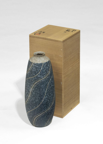 Tall Ceramic Vase by Imai Masayuki_0