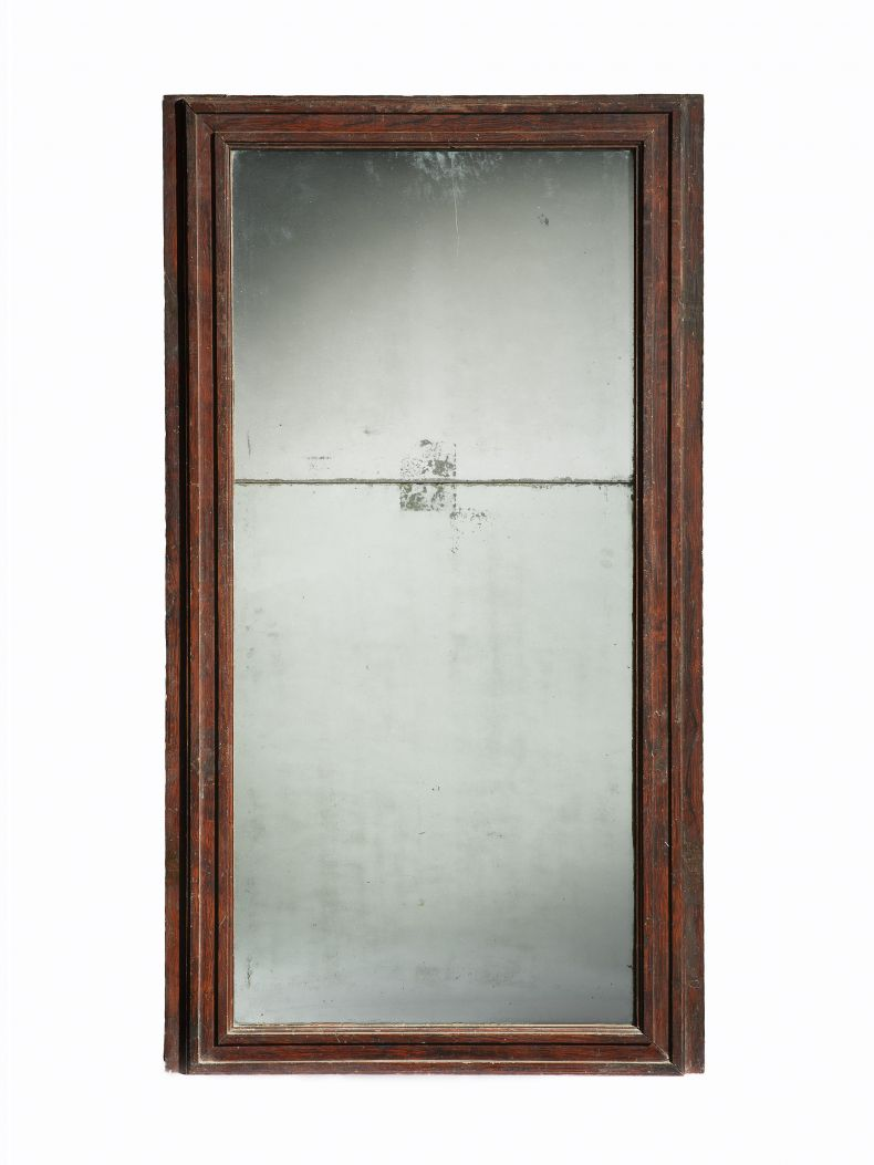 Early 19th Century French Pier Mirror_0