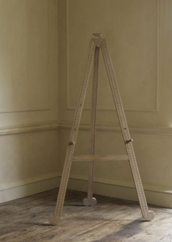 Oak A-Frame Easel by Rose Uniacke