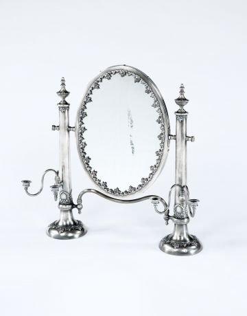 Neoclassical Dressing Table Mirror