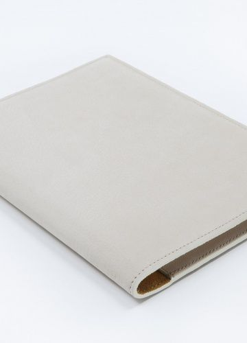 Nubuck notebook