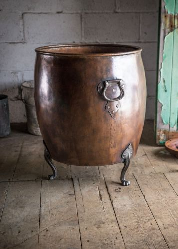 The Copper Planter by Rose Uniacke